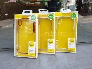 Ốp cứng viền xi Baseus GLITTER iPhone XR